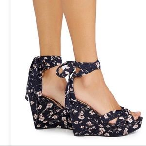 JustFab Lacey wedge